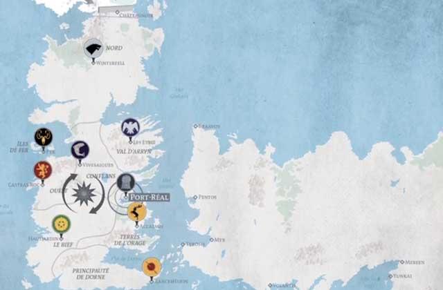 «Game of Thrones» et ses 5 saisons de jeux de pouvoir résumées en 7 minutes