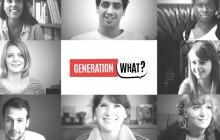 «Generation What?», l'enquête sur la jeunesse européenne, a ses premiers résultats!