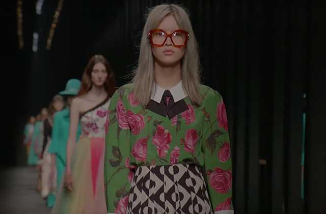 Gucci va rendre mixtes tous ses défilés, une décision rare dans le monde de la mode!