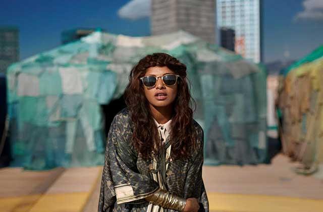 H&M lance sa «semaine mondiale du recyclage de la mode», dont M.I.A est l'ambassadrice