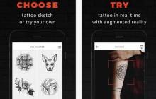 InkHunter, l'appli qui te permet de tester un tatouage sur ton corps avant de passer à l'acte!