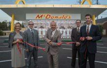 Le Fondateur remonte à la création de la franchise McDonald's