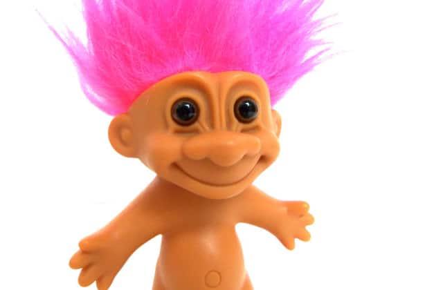 MAC sort une collection en hommage aux poupées Good Luck Trolls!