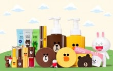 Missha sort une collection de maquillage LINE Friends !