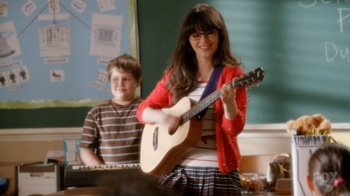 new-girl-zooey-deschanel-teacher
