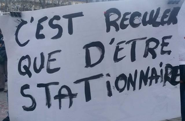 #NuitDebout :le changement, on l'a attendu trop longtemps