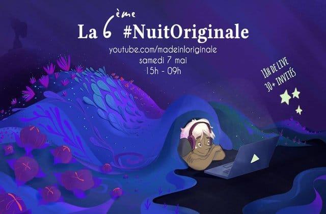 [Live] La 6ème Nuit Originale avec les Frenchnerdiens (7-8 mai 2016) Nuit-originale-6-planning