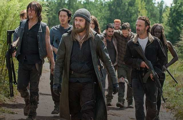 Quiz — As-tu bien suivi la saison 6 de « The Walking Dead » ?