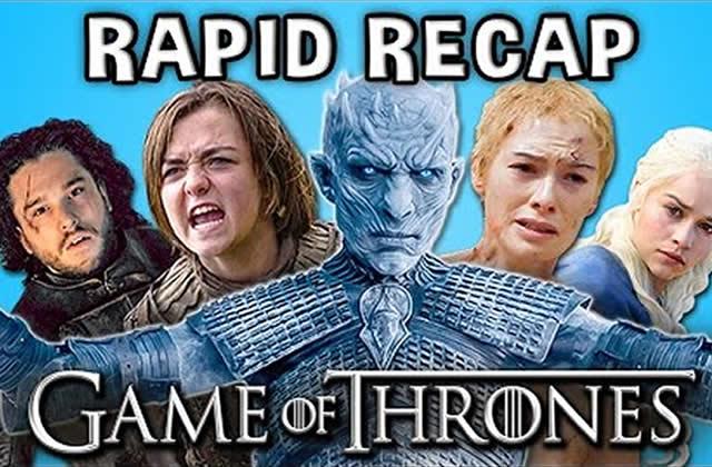 «Game of Thrones» saison 5 résumée en 6 minutes (attention ça va VITE)!