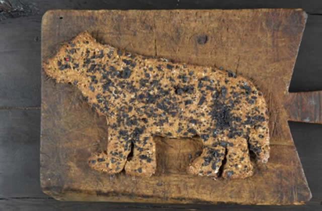 Le pain «Game of Thrones» en forme de loup, pour soutenir les Stark jusqu'à l'estomac