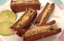 Idées de sandwichs frais pour pimper tes apéros de printemps!