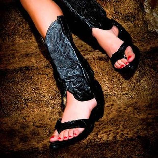 redneck-boot-sandals-woman