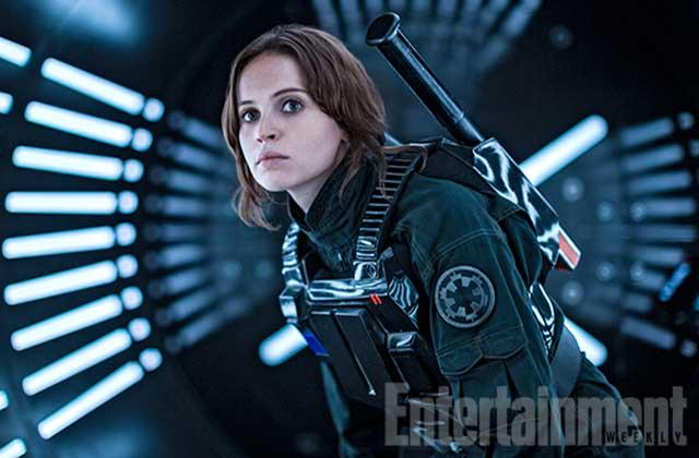 «Star Wars : Rogue One» se dévoile peu à peu en images !