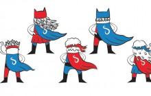 «Supergentil», le nouveau livre de Navie pour devenir un super-héros du quotidien