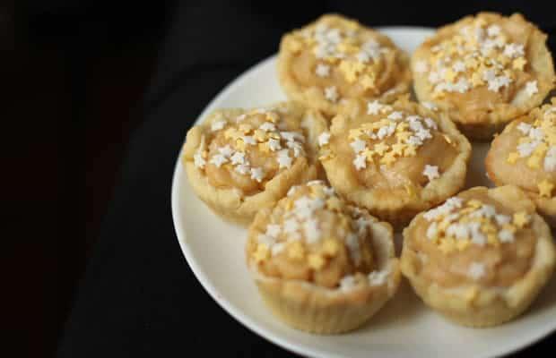 recette tartelettes beurre cacahuètes