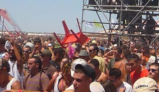 chaise festival