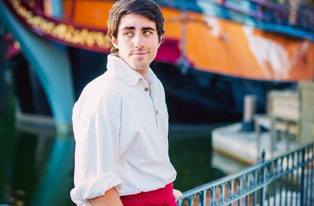 Leo Camacho, cosplayeur sosie du Prince Eric («La Petite Sirène»)… et mon futur mari