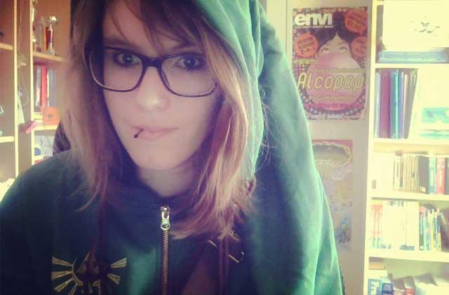 Courgette, fan de jeux indépendants et d'horreur—Portrait de streameuse