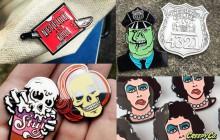 Creepy Company, l'e-shop de pin's le plus cool du monde
