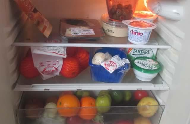 Dans le frigo de… Camille, prof à Paris