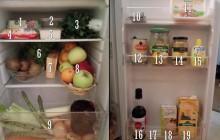 Dans le frigo… d'Eurydice, psychomotricienne!