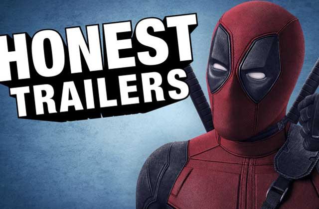«Deadpool» vient participer à son trailer honnête!