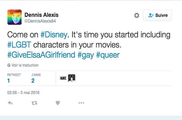 Avec #GiveElsaAGirlfriend, les internautes réclament plus de diversité chez Disney