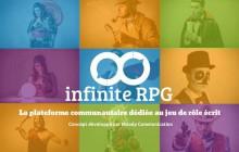 «Infinite RPG», un futur réseau social dédié… aux rôlistes!