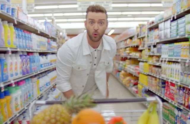 Justin Timberlake sort le clip super feel-good de « Can't Stop the Feeling »