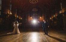 Le mariage Harry Potter du siècle de deux britanniques