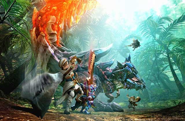 « Monster Hunter Generations » débarque sur 3DS le 15 juillet !