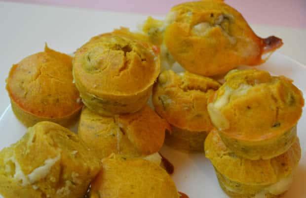 muffins olives