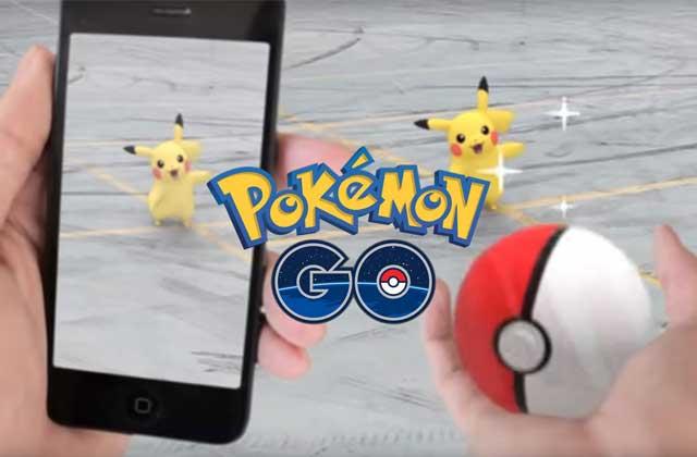 «Pokémon Go!» devrait être disponible en juillet 2016