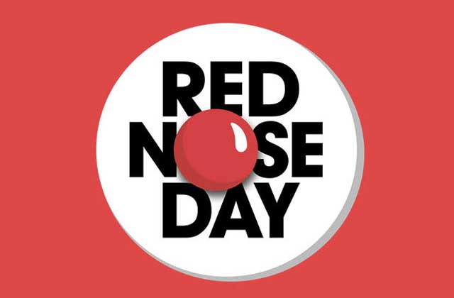 Une ribambelle de célébrités s'allie pour la bonne cause et le Red Nose Day