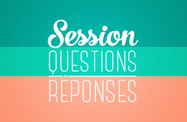 REPLAY — Fab & Mymy ont répondu à vos questions