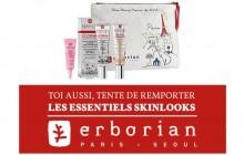 Concours Skin Looks d'Erborian, pour un teint parfait !