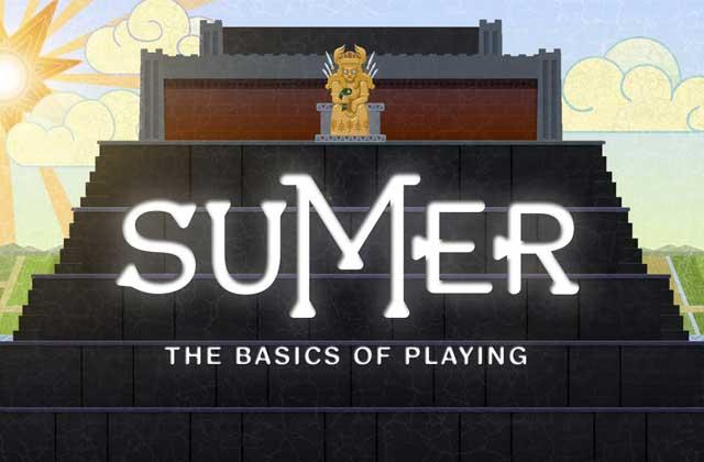 « Sumer», le jeu de société numérique venu du futur
