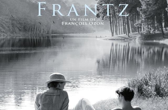 Pierre Niney (et sa petite moustache) dans «Frantz», le nouveau François Ozon