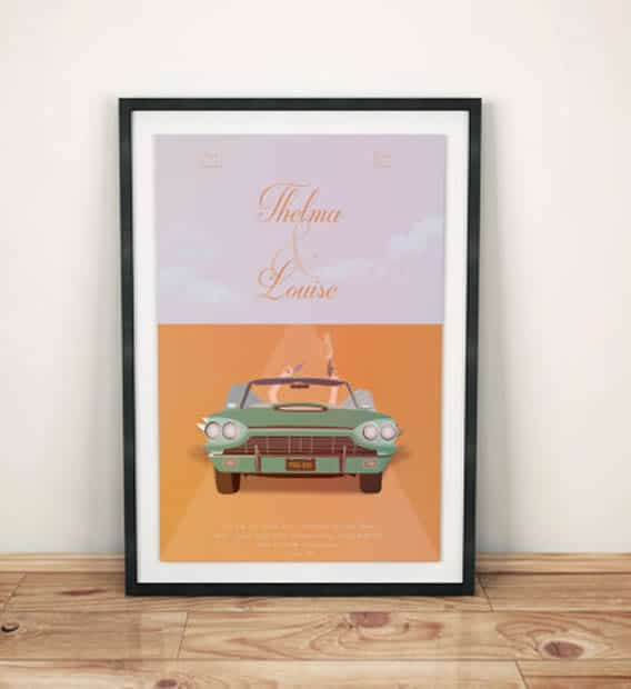 affiche-thelma-louise-etsy