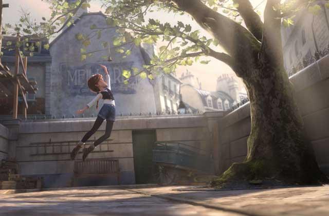Ballerina part à la conquête de l'Opéra de Paris dans une belle animation