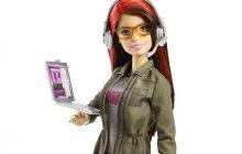 Barbie développeuse de jeux vidéo débarque chez Mattel!