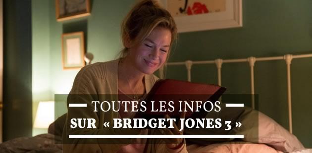 «Bridget Jones 3» a une nouvelle bande-annonce… avec Patrick Dempsey !
