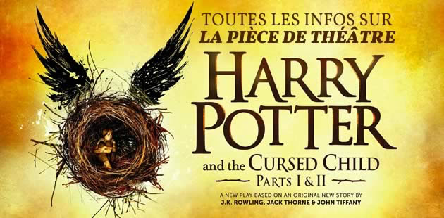 « Harry Potter & the Cursed Child », la pièce de théâtre en photos