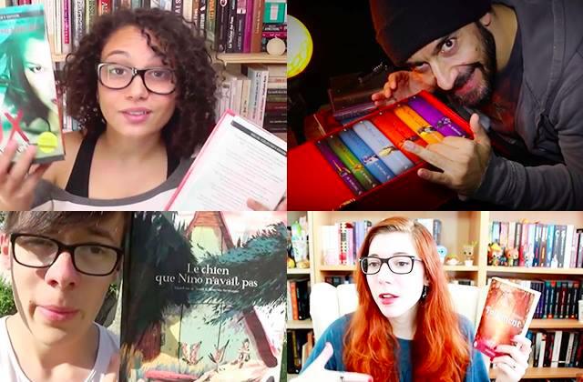 Les Booktubeurs, critiques littéraires enthousiastes sur YouTube