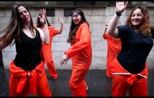 La #GrosseTeuf « Orange Is The New Mad » a sa choré officielle