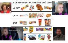 Le classement des goûters par Buzzfeed France, la preuve que notre pays part à vau-l'eau