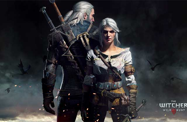 Concours The witcher 3 witch