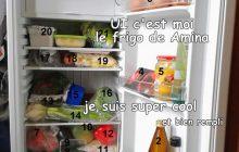 Dans le frigo de… Amina, étudiante en anthropologie à Bruxelles