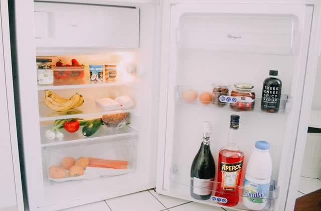 Dans le frigo de… Lucie, graphiste free-lance!