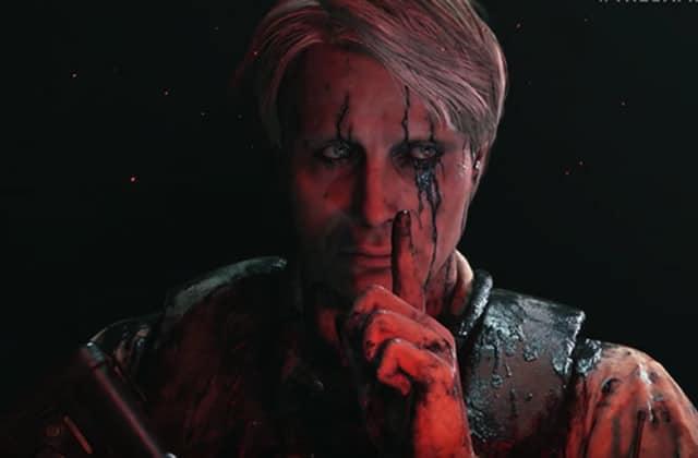 Le jeu vidéo Death Stranding s'offre un nouveau trailer avec Mads Mikkelsen, et c'est toujours aussi bizarre